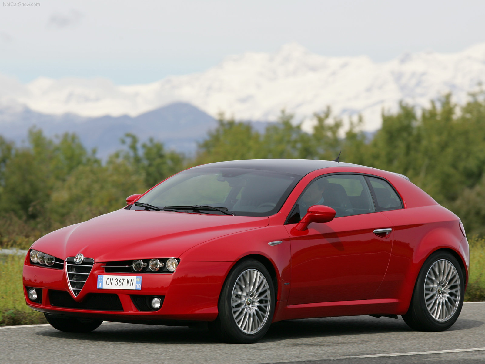 alfa romeo brera tuning images galleries with a bite. Black Bedroom Furniture Sets. Home Design Ideas