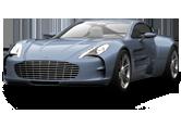Aston Martin One-77 Coupe 2012