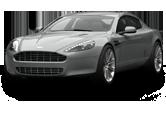 Aston Martin Rapide sedan 2010