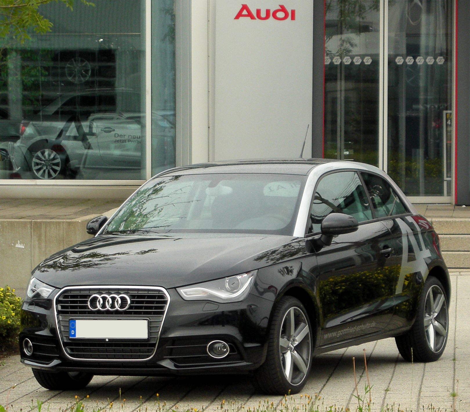 Audi A1 3 Door Hatchback 2011