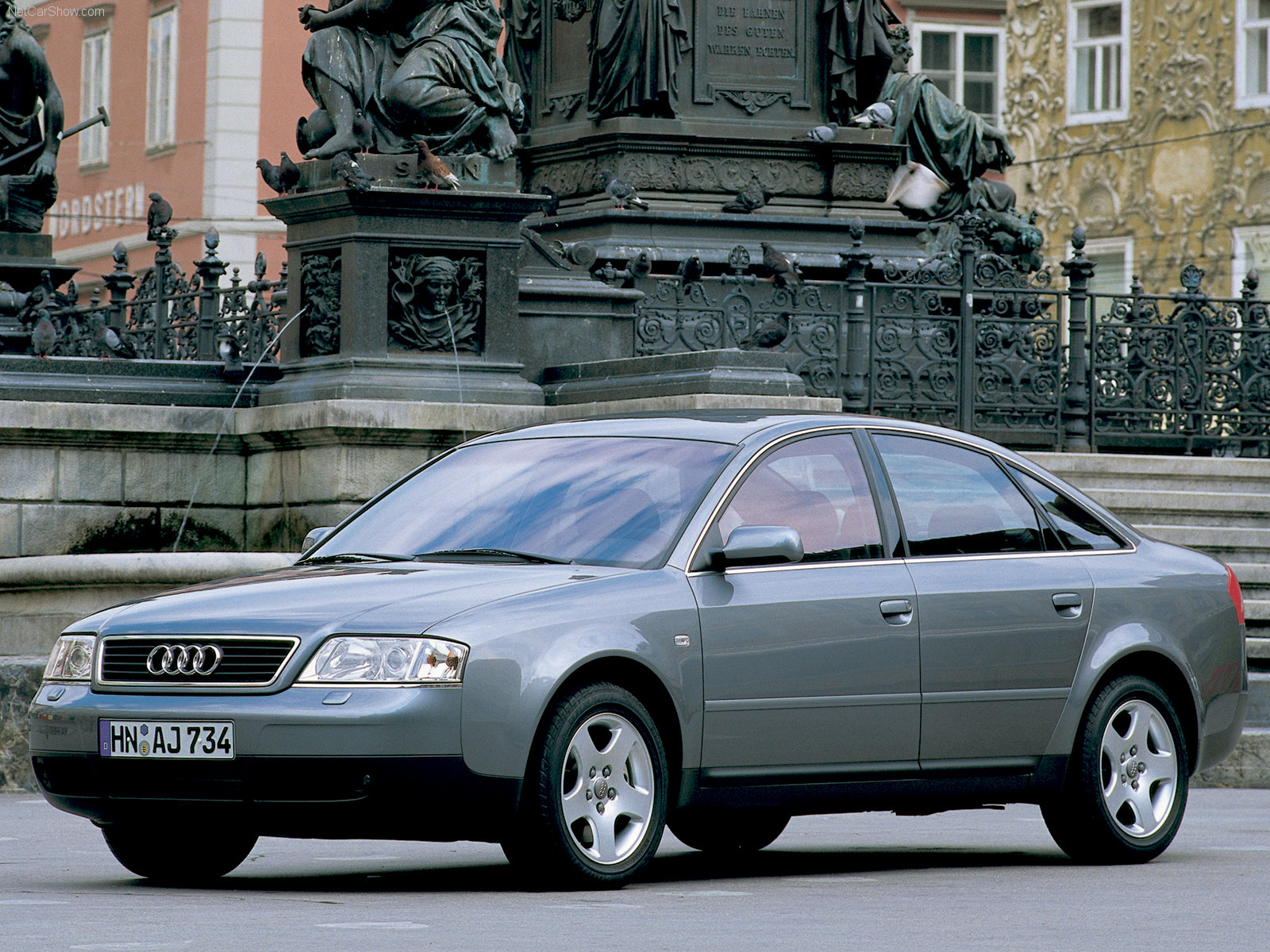 my perfect audi a6 3dtuning probably the best car. Black Bedroom Furniture Sets. Home Design Ideas