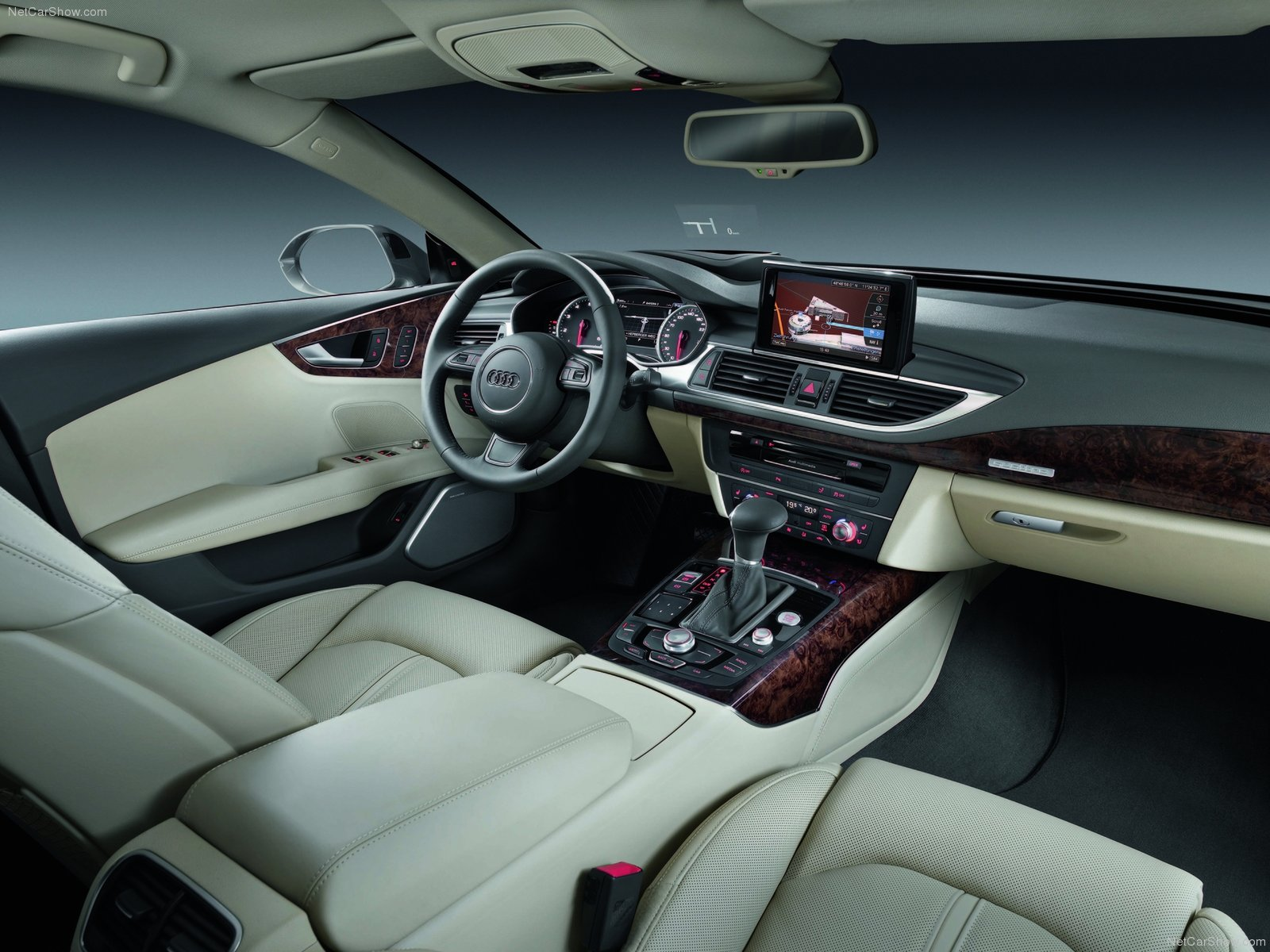 3dtuning of audi a7 liftback 2011 unique on for Auto onderdelen interieur