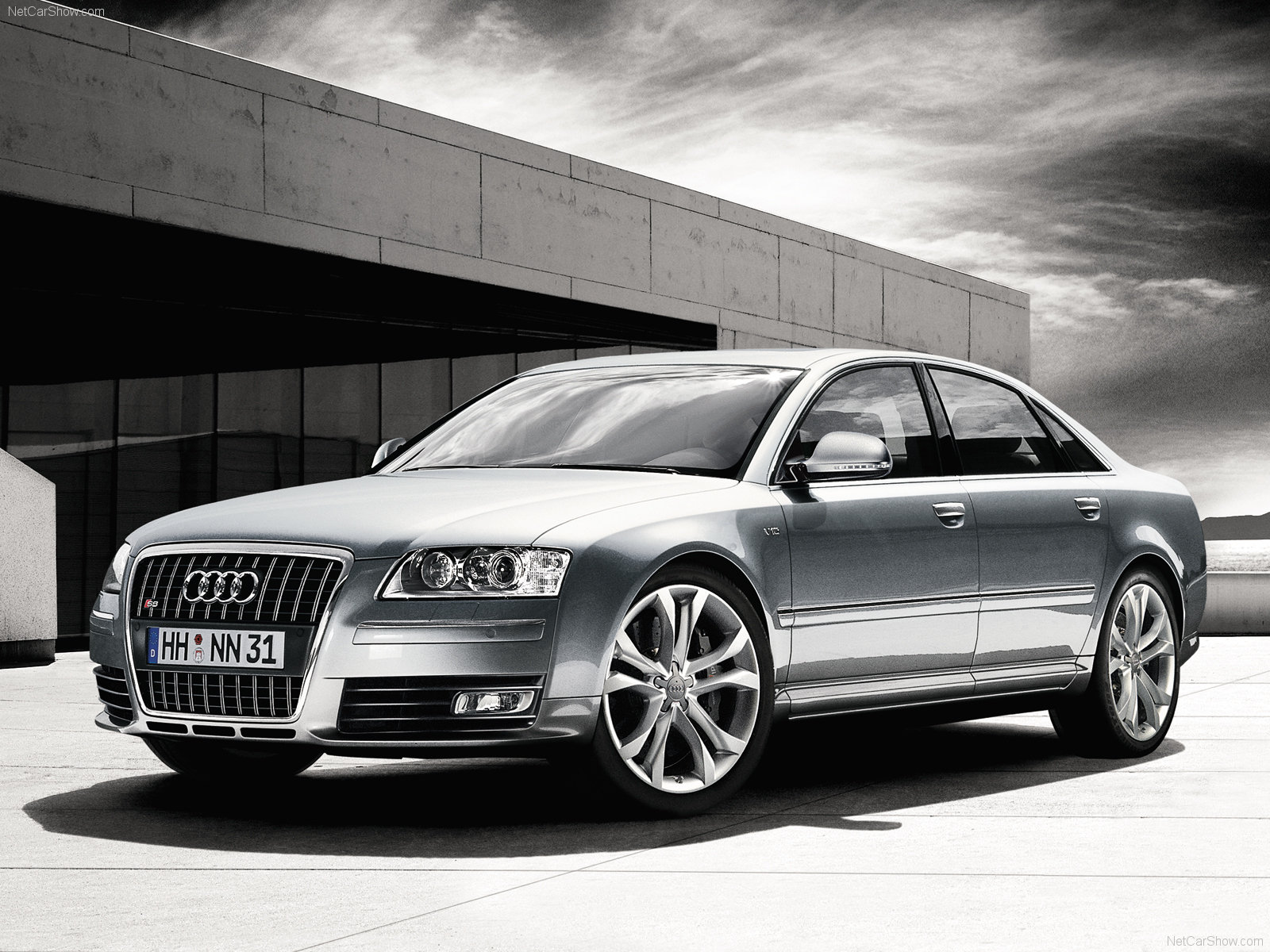 My Perfect Audi A8 3dtuning Probably The Best Car Configurator 1999 Engine Diagram Sedan 2007