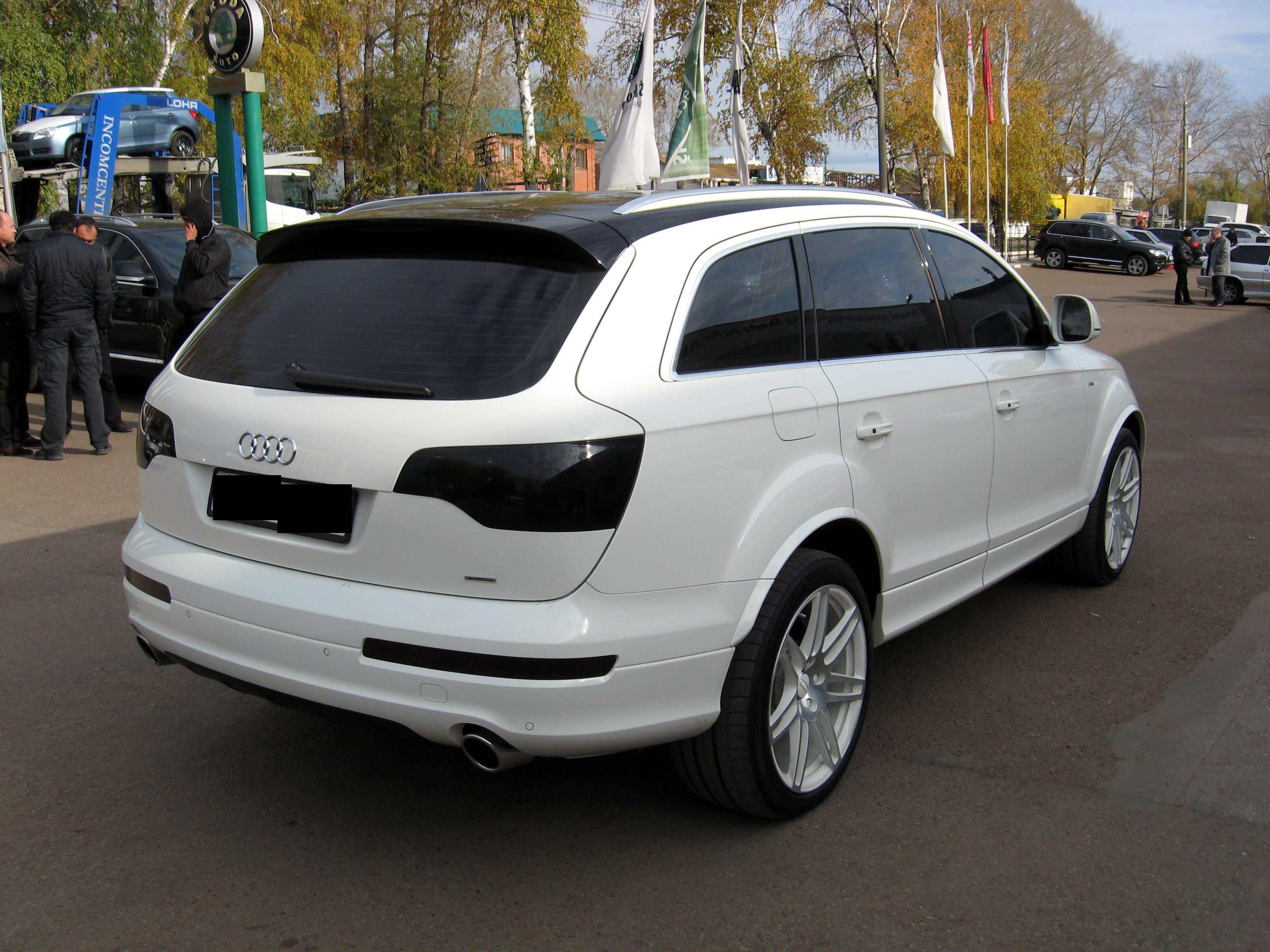 my perfect audi q7 3dtuning probably the best car. Black Bedroom Furniture Sets. Home Design Ideas
