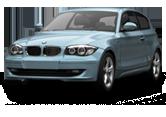 BMW 1 Series 3 Door Hatchback 2009