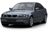 BMW 3 series (facelift) Sedan 2002