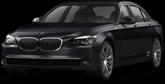 BMW 7 series Sedan 2011