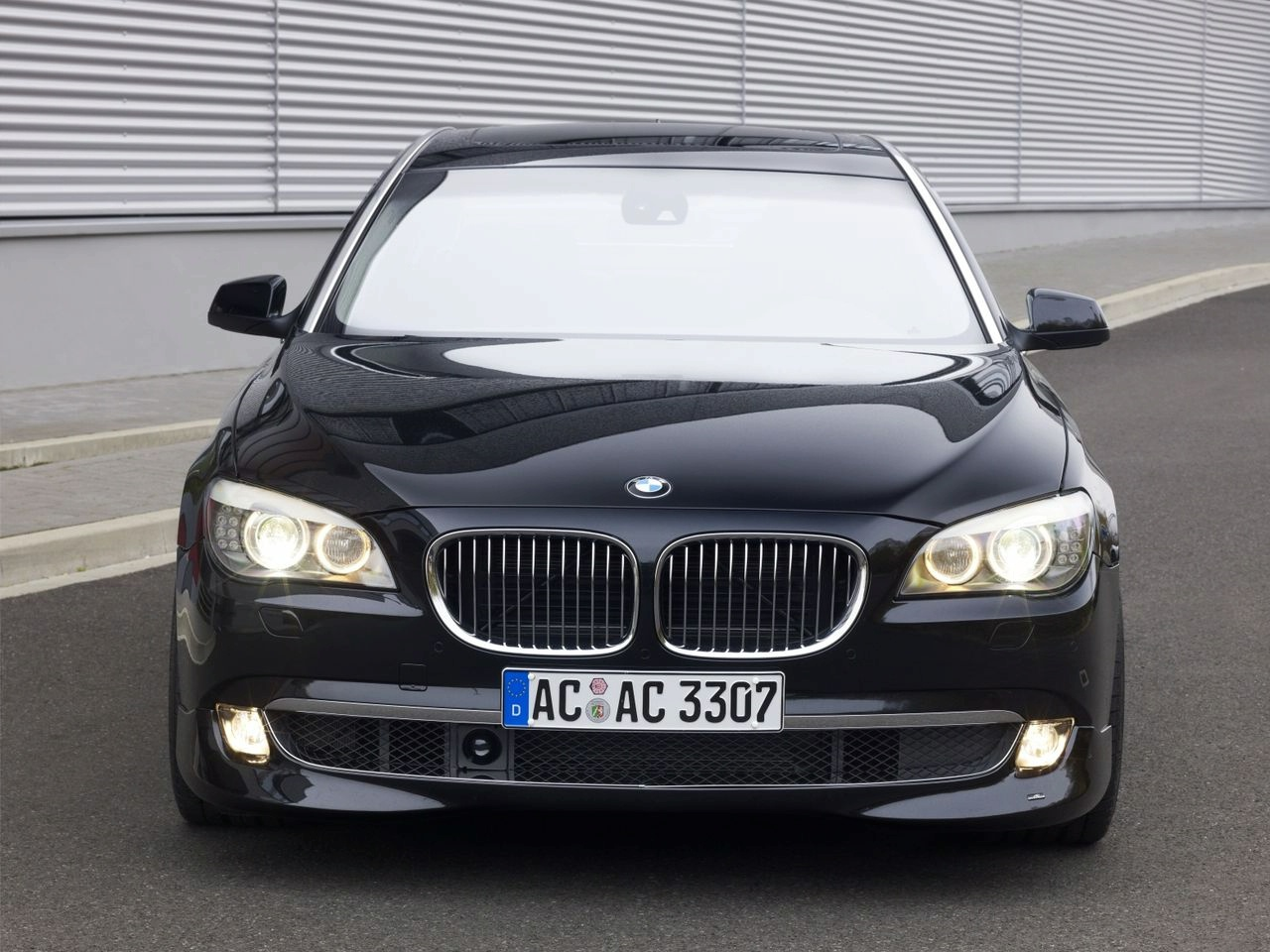 My Perfect Bmw 7 Series 3dtuning Probably The Best Car Configurator