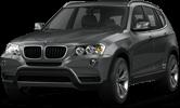 BMW X3 Crossover 2012