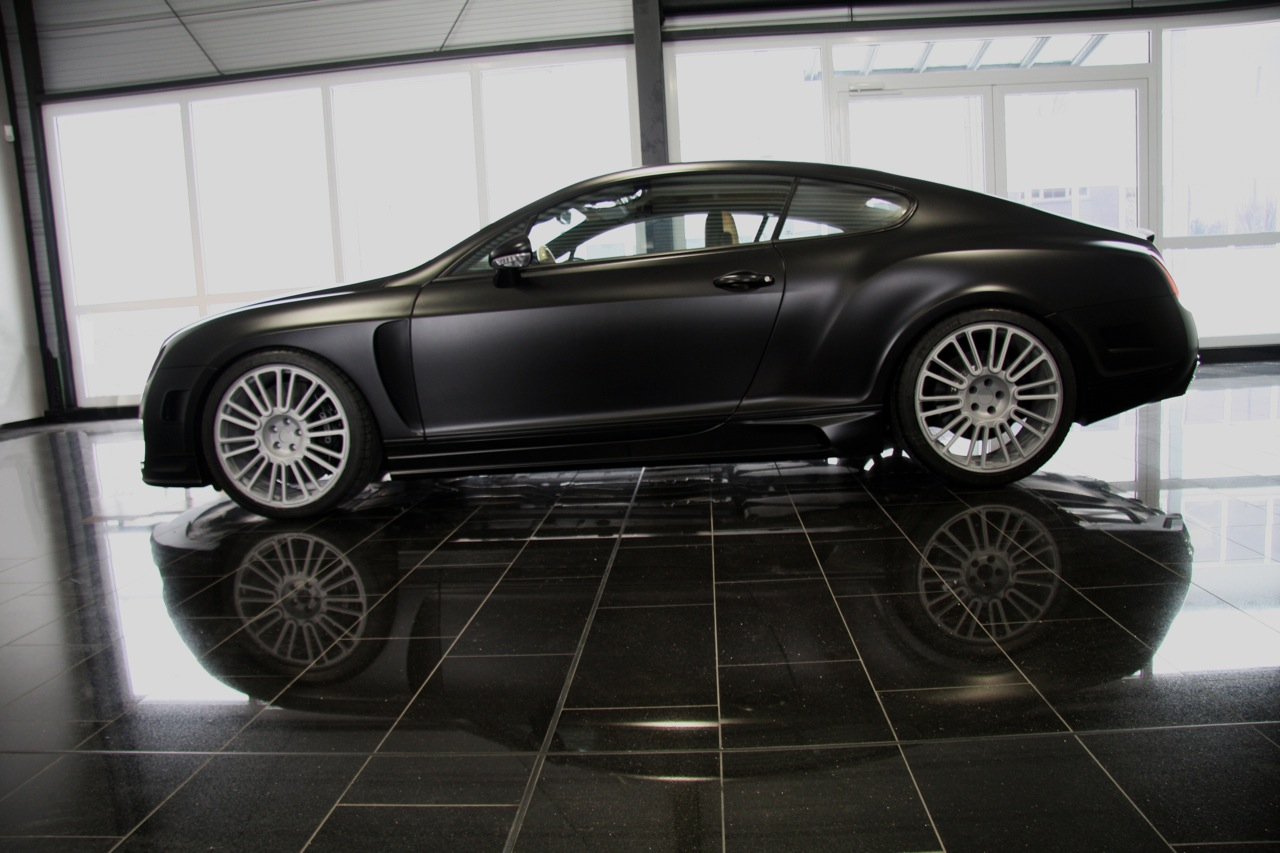 Bentley Continental GT Fastback 2004