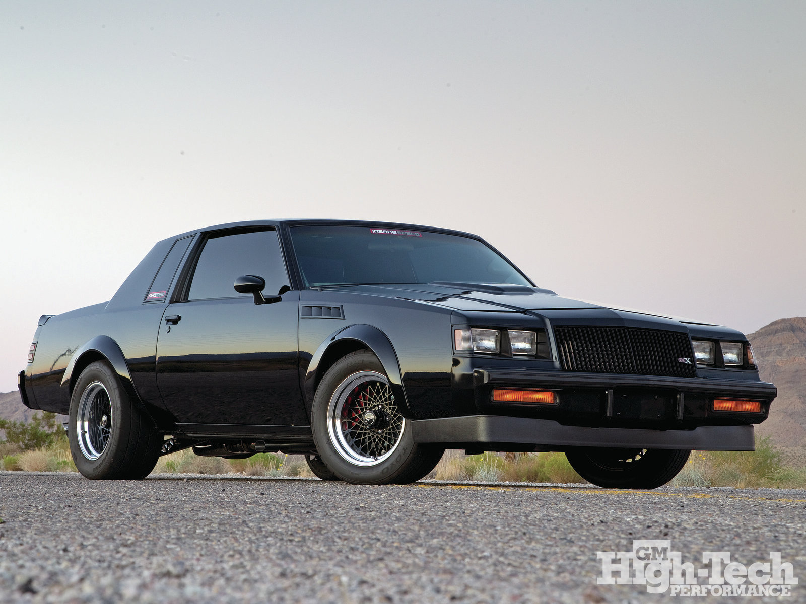 3dtuning of buick regal 1987 buick gnx