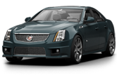 Cadillac CTS-V Sedan 2010
