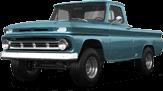 Chevrolet C-10 3 Door SUV 1962