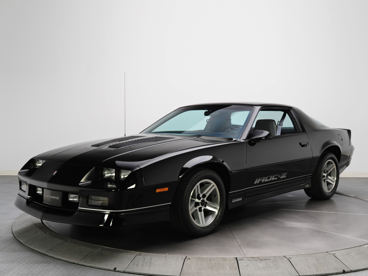 my perfect chevrolet camaro iroc z 3dtuning probably. Black Bedroom Furniture Sets. Home Design Ideas