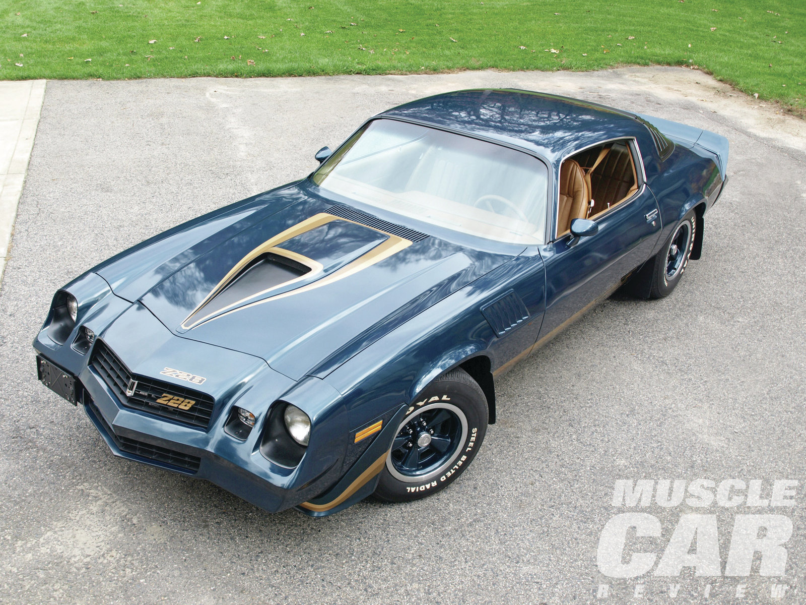 Chevrolet Camaro Z28 Coupe 1979