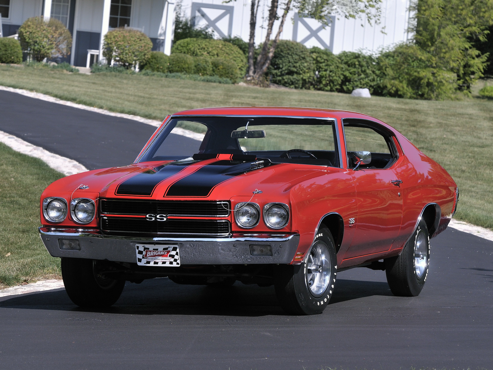 Of Chevrolet Chevelle Ss Coupe Com