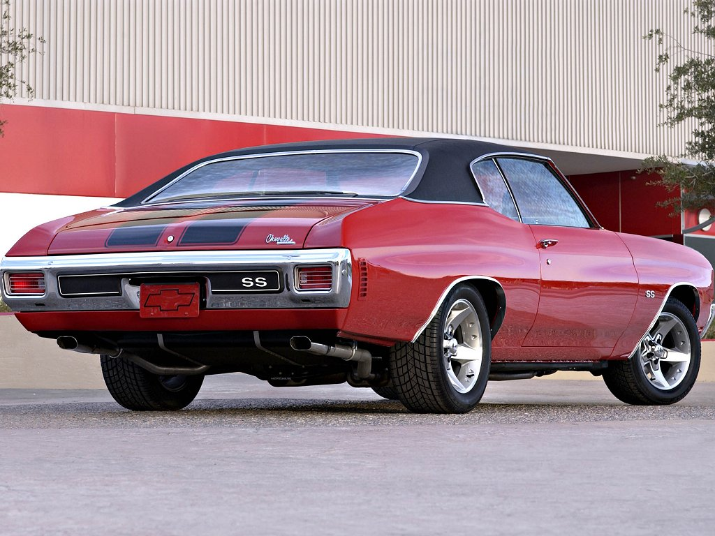 Chevrolet Chevelle SS-454 Coupe 1970