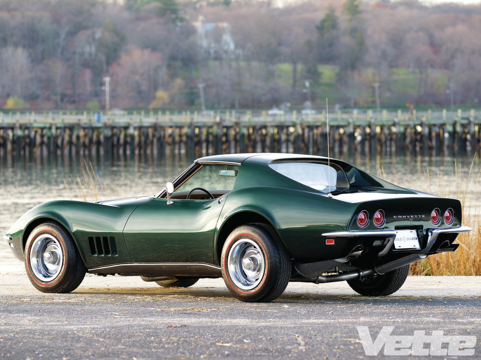 How to Restore and Modify Your Corvette 19681982
