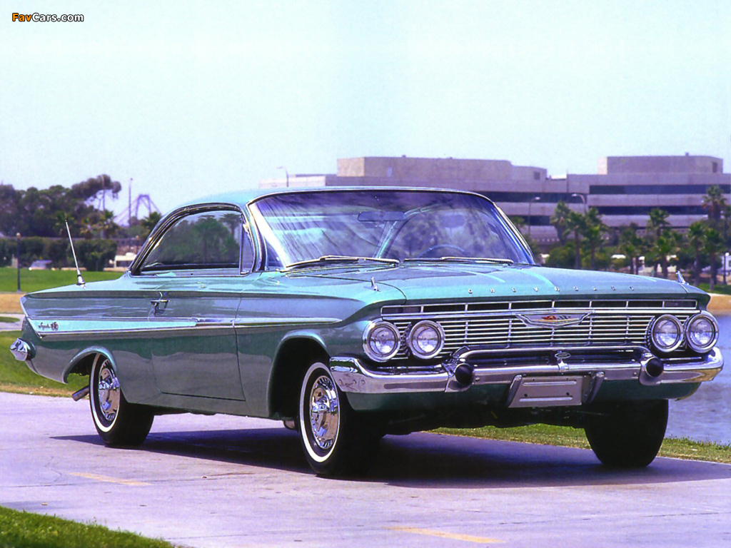Chevrolet Impala Coupe 1961