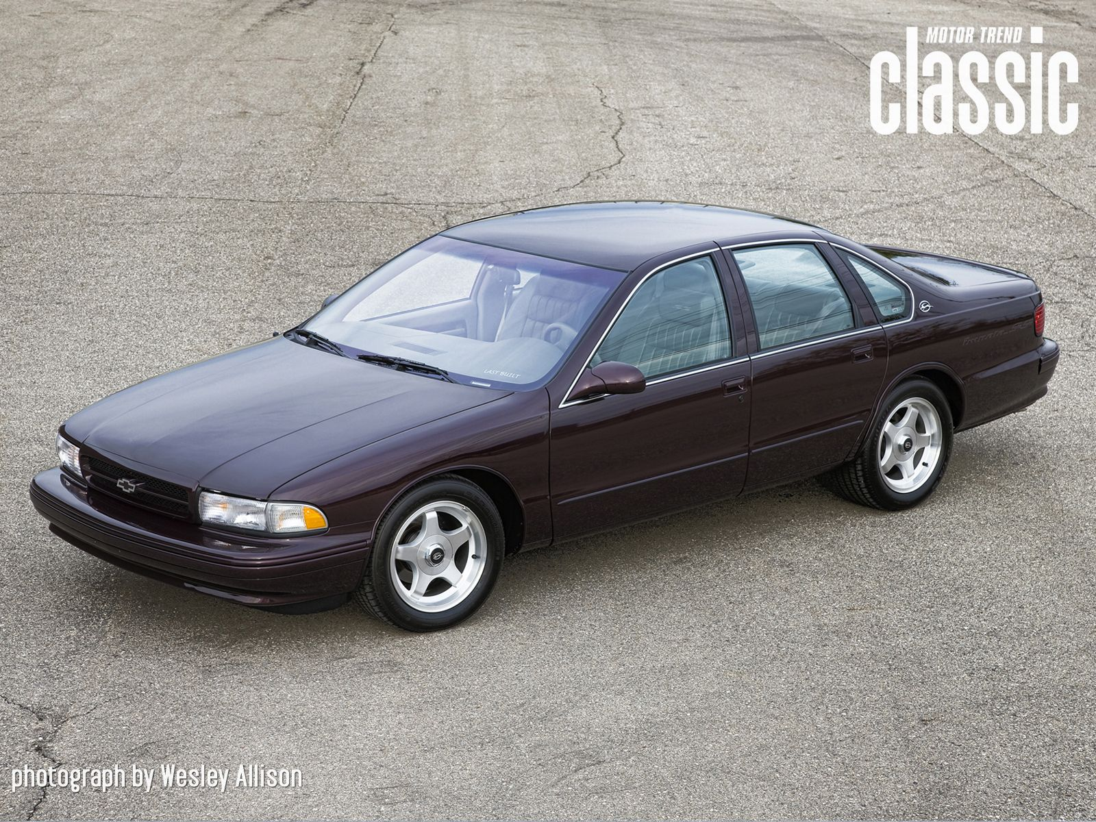 My Perfect Chevrolet Impala Ss 3dtuning Probably The