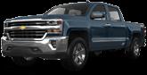 Chevrolet Silverado 1500 4 Door pickup truck 2016