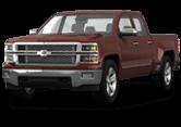 Chevrolet Silverado 1500 Crew Cab Std. Truck 2015