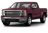 Chevrolet Silverado 1500 Double Cab Std. Truck 2015