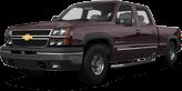 Chevrolet Silverado 2500 HD Long Box 4 Door pickup truck 2002