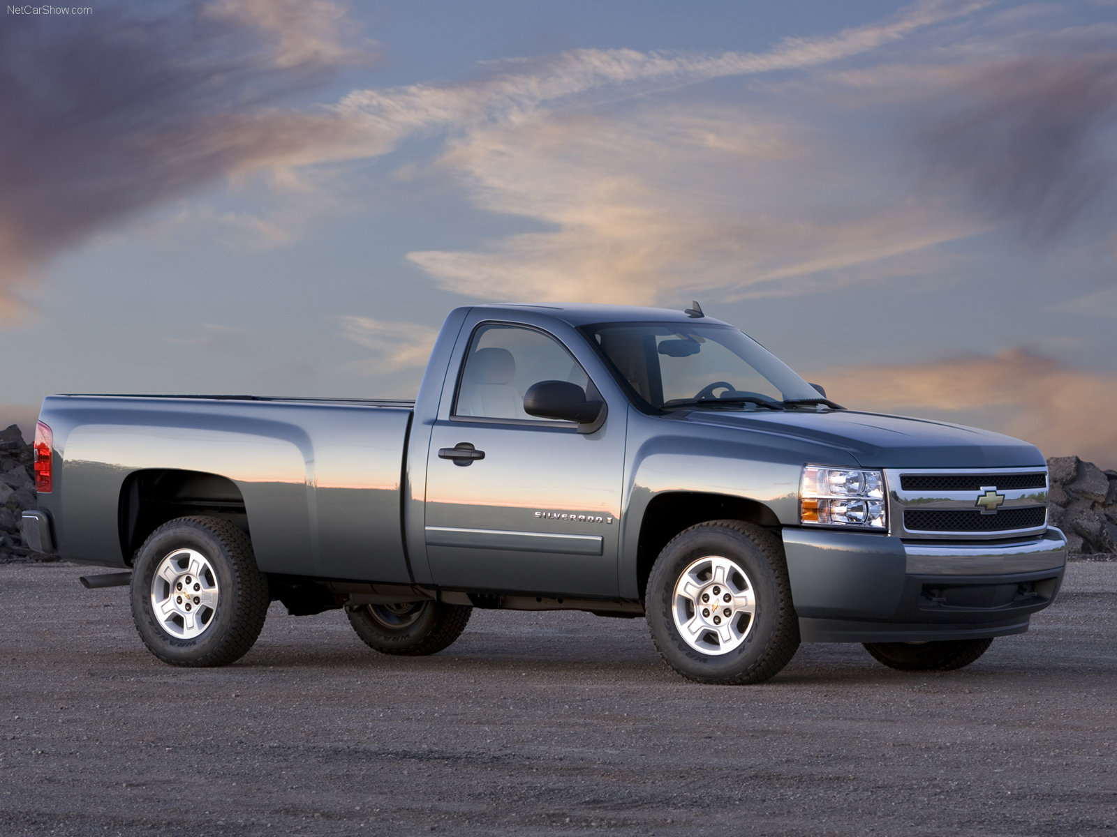 3dtuning Of Chevrolet Silverado Regular Cab Truck 2007