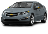 Chevrolet Volt Sedan 2011