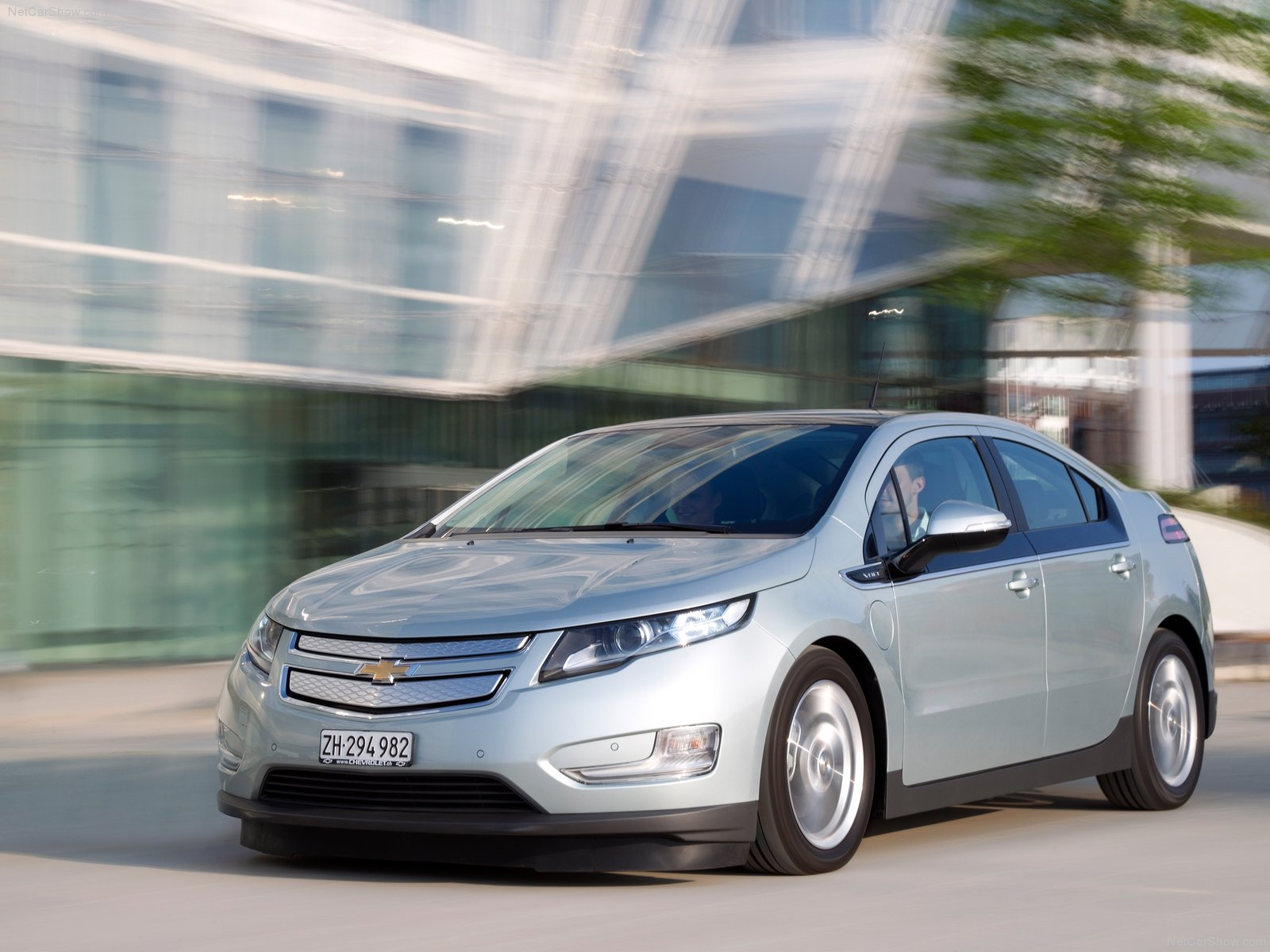 Chevrolet Volt 5 Door Hatchback 2012