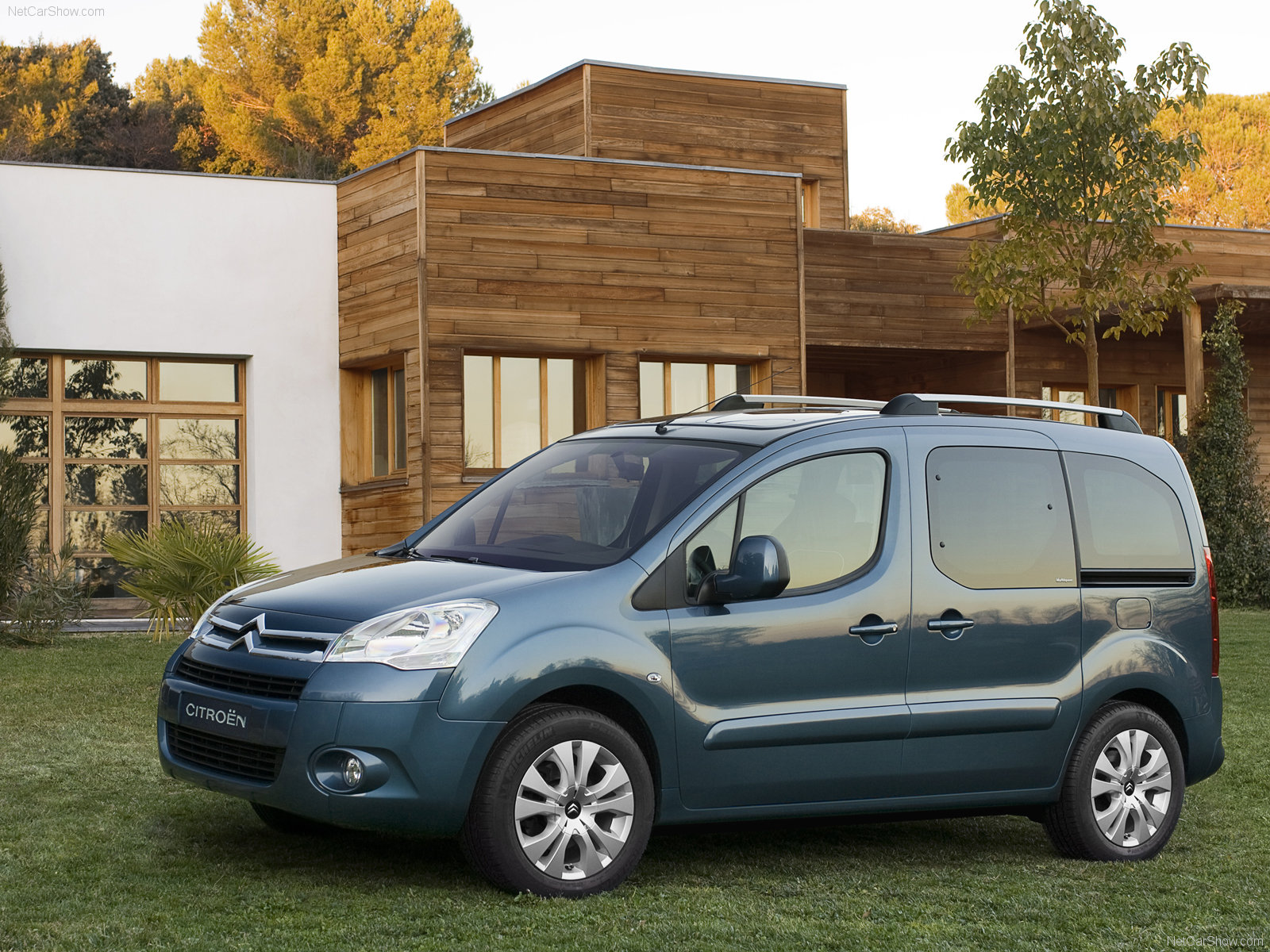 Citroen Berlingo Multispace Van 2010