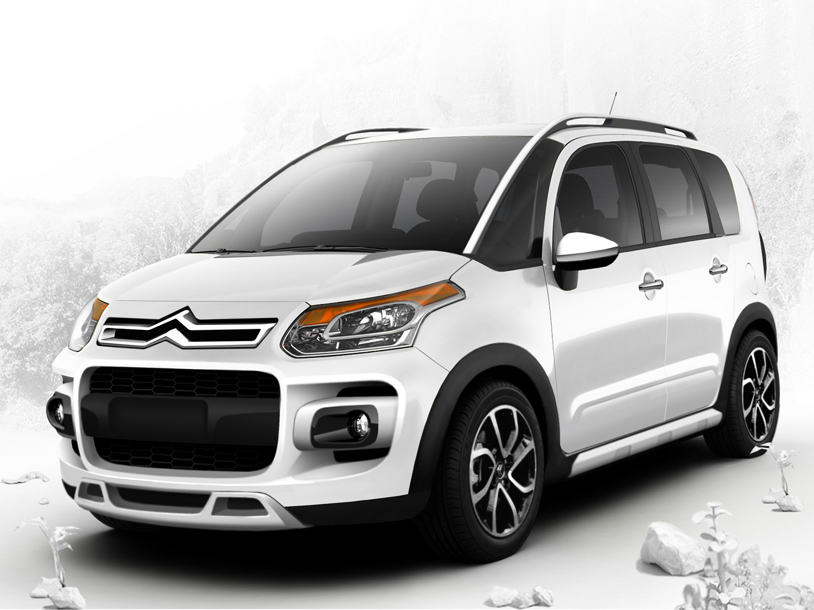 my perfect citroen c3 picasso facelift 3dtuning. Black Bedroom Furniture Sets. Home Design Ideas