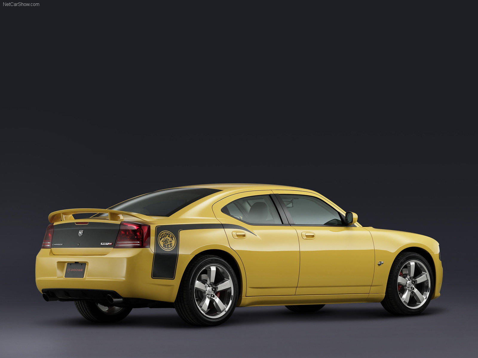 Dodge Charger SRT8 Sedan 2007