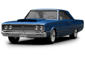 Dodge Coronet Coupe 1967