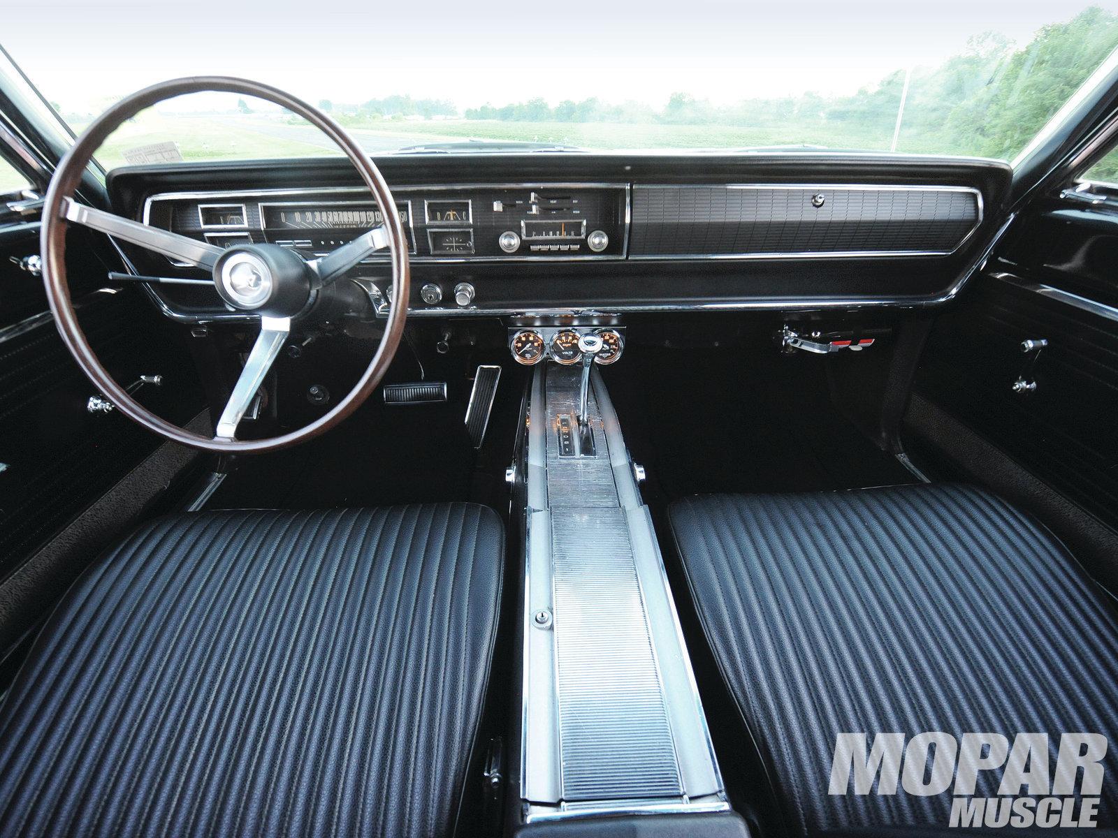 Dodge car tuning part 3 - Dodge Coronet Coupe 1967 Dodge Coronet Coupe 1967