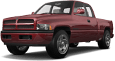 Dodge Ram 1500 Club Cab Pickup Truck 1999