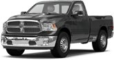 Dodge Ram 1500 Regular Cab Truck 2014