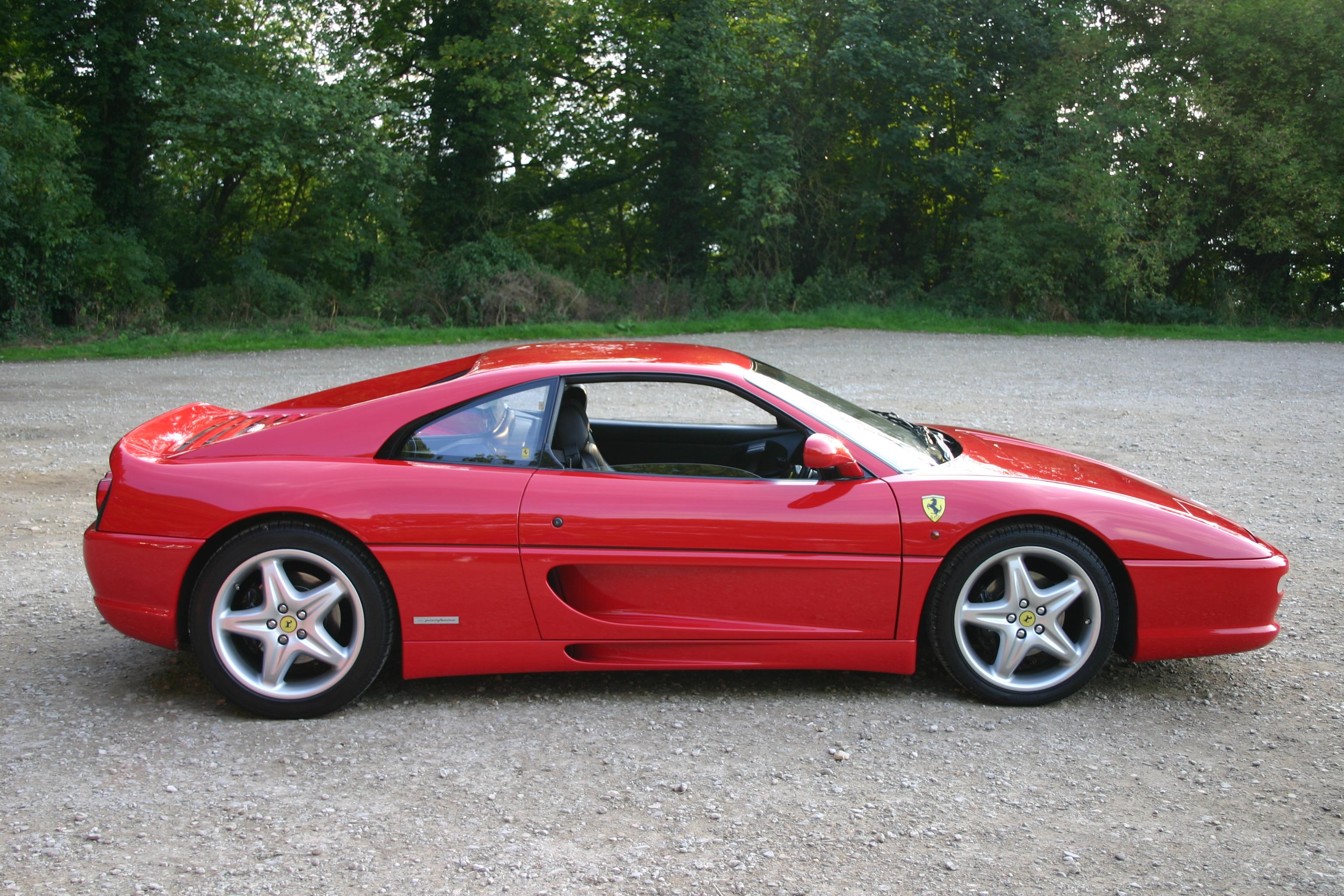 Ferrari F355 Berlinetta Coupe 1994
