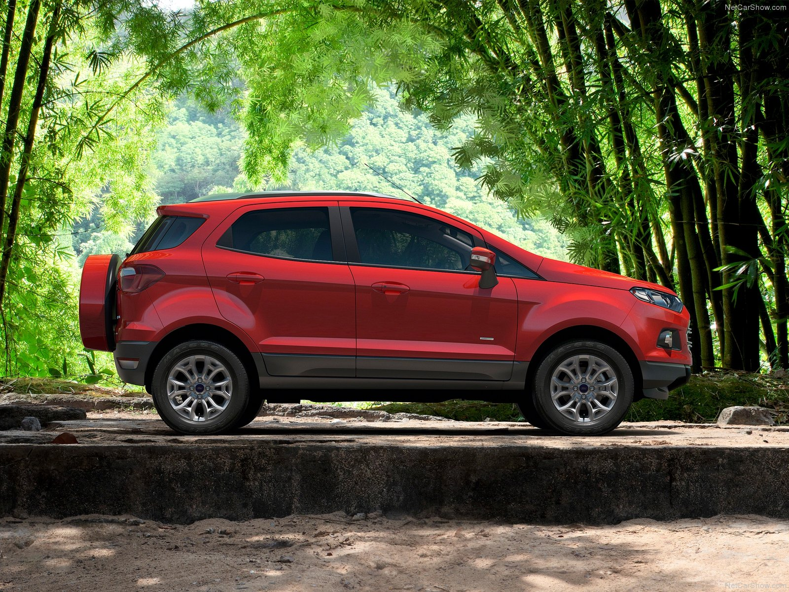 my perfect ford ecosport 3dtuning probably the best car. Black Bedroom Furniture Sets. Home Design Ideas