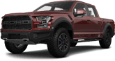 Ford F-150 Raptor 4 Door pickup truck 2017
