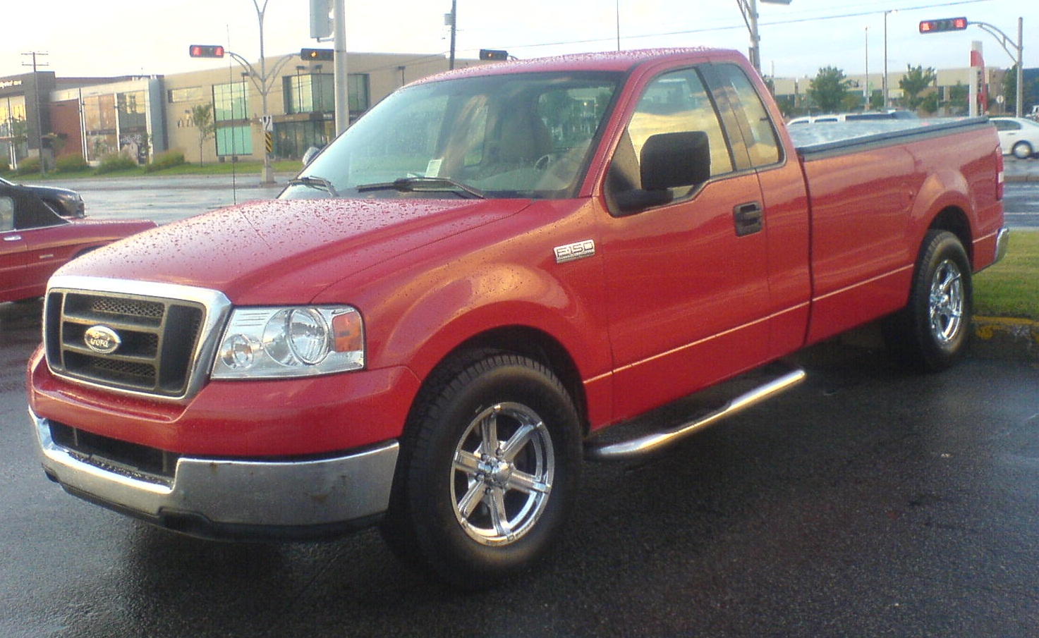 Ford F-150 Regular Cab Truck 2006