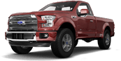 Ford F-150 Regular Cab 2 Door truck 2015