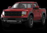 Ford F-150 SVT Raptor RegCab Truck 2013
