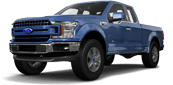 Ford F-150 SuperCab Truck 2019