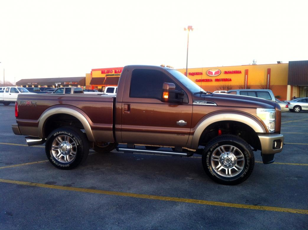 Ford Factory 5 >> 3DTuning of Ford F-250 Regular Cab Truck 2013 3DTuning.com - unique on-line car configurator for ...