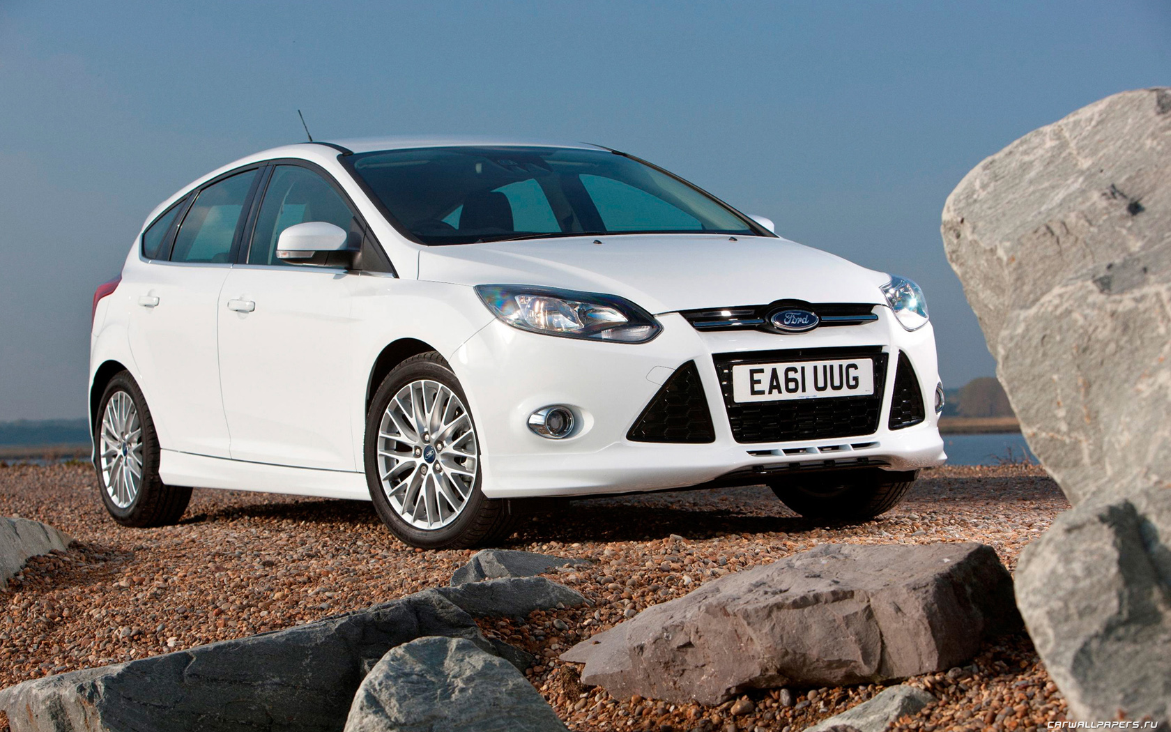 Ford Focus 5 Door Hatchback 2012