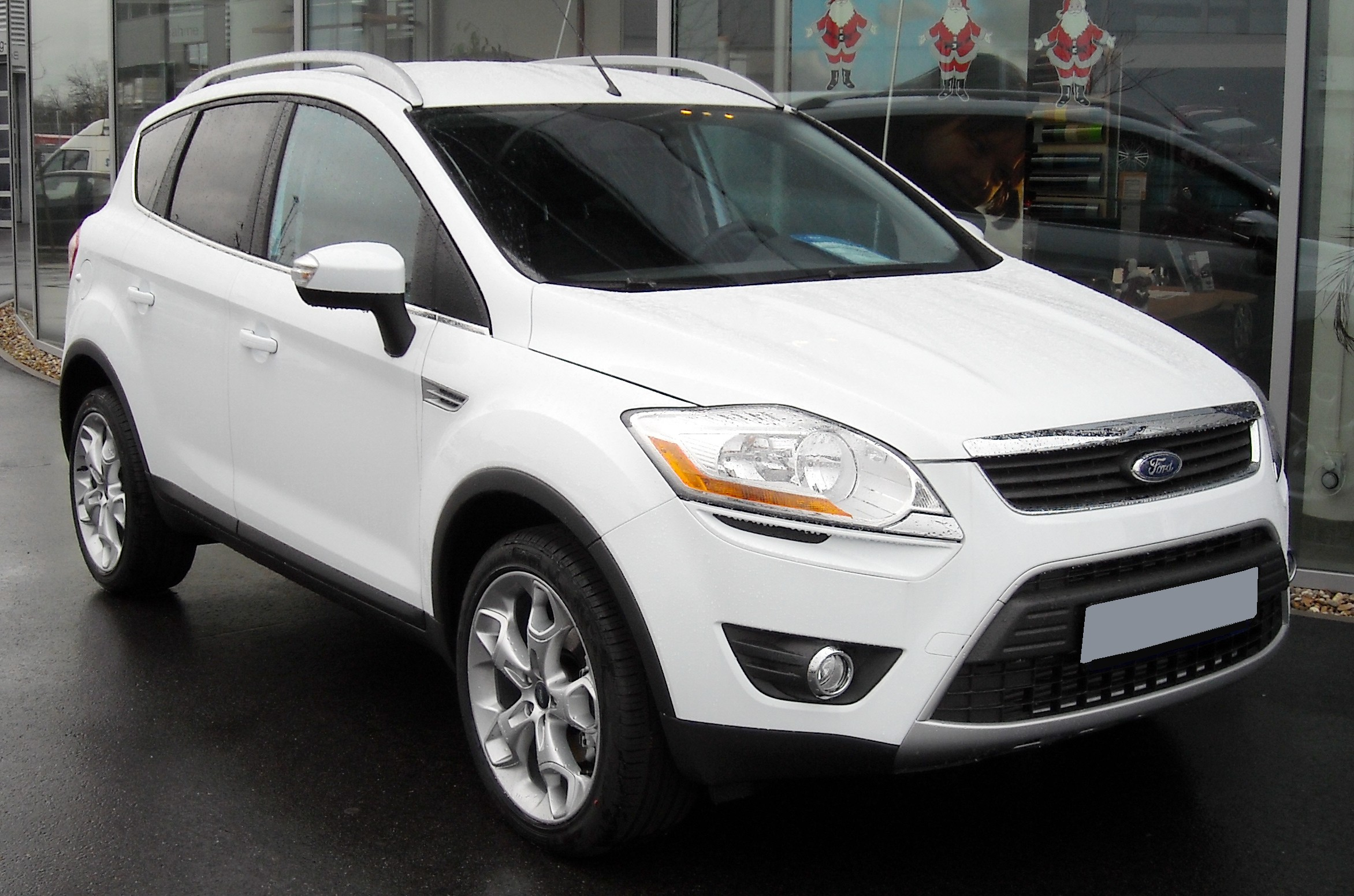 Ford Kuga Crossover 2008