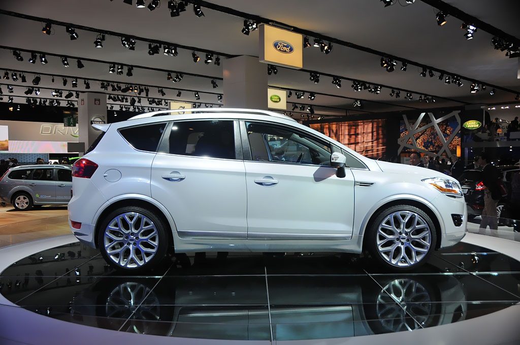 Image Result For Ford Kuga Modified
