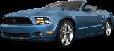 Ford Mustang 2 Door Convertible 2012